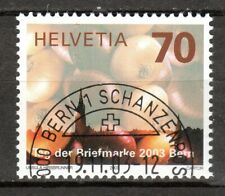 Switzerland - 2003 Stamp Day -  Mi. 1859 VFU