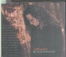 Jeff Paris Life of my broken heart (1997) [Maxi-CD]