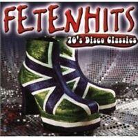 FETENHITS 70'S DANCE CLASSICS 2 CD NEU