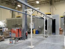 Production Systems Cure Oven Gas Fired Multiple Pass Maximum Temperature 160f
