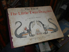 Tale of The Little Twin Dragons - S. Rosamond Praeger - Childrens - 1st 1900