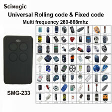 Multi-Frequency Adjustable Cloning Remote Control Duplicator 433 868 315 418 MHz