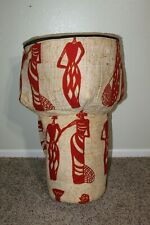 "Djembe Drum Bag About 29"" tall Great Condition"