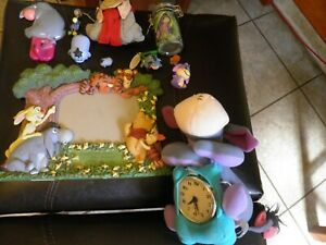 DISNEY EEYORE BUNDLE PICTURE FRAME AND MORE