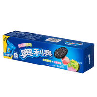 97g Oreo Fruit Biscuits Cookies Grape + Peach Mixed Colors Snack Food 奥利奥葡萄水蜜桃饼干