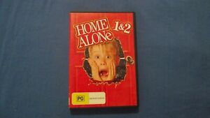 Home Alone 1&2 Macaulay Culkin - DVD - R4 - Free Postage