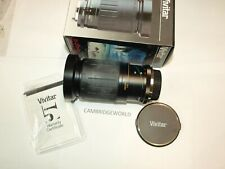 28-210mm F3.5-5.6 Macro NEW Vivitar Zoom for Contax & Yashica in original box