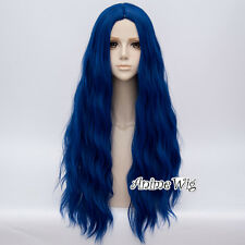 Anime Women Cosplay Wig Heat Resistant 28 Colours Party Ombre 78cm Curly Long