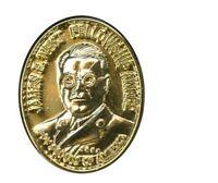 BSA Boy Scout James E West Fellowship Award Gold Level Pin Donation $10,000 New
