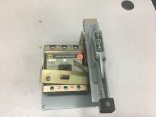 Used Square D Circuit Breaker Fal34060 With Handle