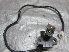 95 96 Honda CBR 600 F3 Ignition and key