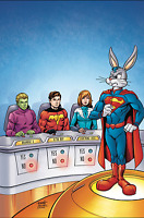 LEGION OF SUPER HEROES BUGS BUNNY SPECIAL #1 DC COMICS SUPERMAN LOONEY TUNES