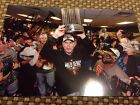 BRUCE BOCHY SIGNED 4x6 PHOTO 2014 SF Giants WS Champs Celebration Auto