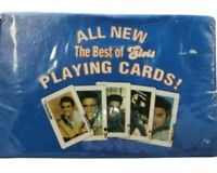 "Retro 1988 Elvis ""The King""  Presley Playing Cards. Brand new in sealed package!"