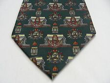 SETTE & BELLO - HAND MADE - 100% SILK NECK TIE!