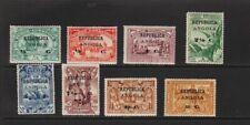 Portuguese Angola - #200-207 mint, cat. $ 24.90