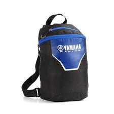 Official Yamaha Racing Black & Blue Lightweight Packable Bag Backpack
