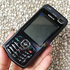 NOKIA N70 Mobile Cell Phone Refurbished Original Camera 3G Un-locked Black Gift
