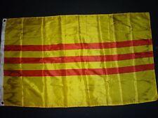 Vietnam War ARVN South Vietnamese Army Large Size Battle Flag