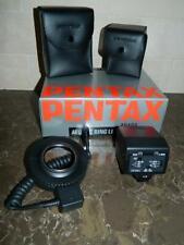 Pentax Af080C Ring Light Set, 49Mm #30400 New in box/old stock