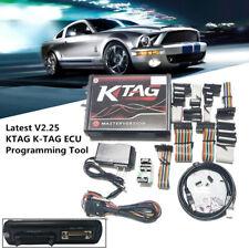 V2.25 KTAG ECU Programming Tool V7.020 Master Version Unlimited Token Diagnostic