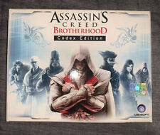 Assassin's Creed Brotherhood Codex Edition Xbox 360 Pal Ita