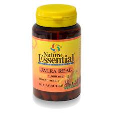 JALEA REAL 1000 mg. 60, 120, 180 o 300 Cápsulas - NATURE ESSENTIAL - Royal Yelly
