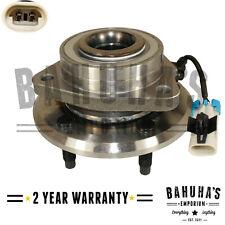 Chevrolet Captiva Vauxhall Antara 2006-2018 Front Hub Wheel Bearing & ABS Sensor