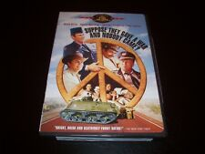 SUPPOSE THEY GAVE A WAR AND NOBODY CAME ? DVD TONY CURTIS ERNEST BORGNINE 2004