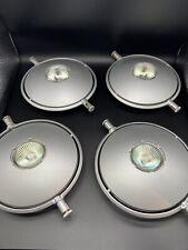 4x Ikea Norrsken Stratosfär UFO Strahler Lampen Halogen Seilsystem