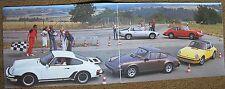 PORSCHE 911 CARRERA 944  turbo COUPE MANUAL  BROCHURE 1970 s