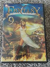 Fantasy Film Collection 9 films Dvd pre Owned like new