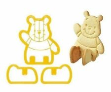 Japan Made DISNEY WINNIE the POOH 3D Cookie Cutter Stamp Mold MOULD