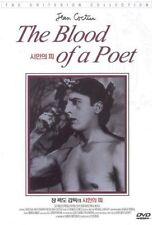 The Blood Of A Poet / Le Sang D'Un Poete (1930) - Jean Cocteau DVD *NEW