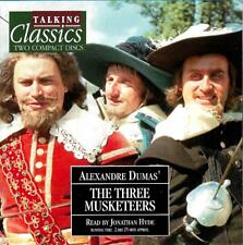 The Three Musketeers,Talking Classics Audio book 2cd set - Jonathon Hyde
