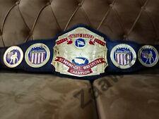 NWA US UNITED State HeavyWeight Wrestling Championship Belt Replica Adult Size