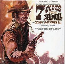 ★☆★ CD Eddy MITCHELL7 Colts Pour Schmoll - Mini LP REPLICA - CARD SLEEVECD