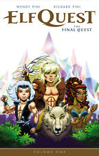 ELFQUEST FINAL QUEST volume one SC - Dark Horse - NEW, SIGNED!