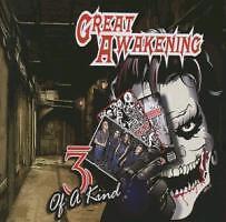 Great Awakening - 3 Of A Kind CD, NEU/OVP
