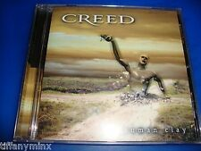 CREED cd HUMAN CLAY scott stapp free US shipping