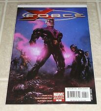 2008 X-Force #6 Bloody Variant Edition 1st Print Kyle Yost RARE