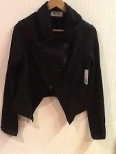 Forever 21 Marina T. Casual Jacket Women's Size S Black *