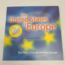 New ListingUnited States of Europe 1st Coins of the New Europe 12 Coin Set Ncus2