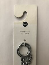 """Choke Chain For Dogs Size 20"""" Length"""