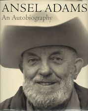 Ansel Adams : An Autobiography--with Mary Street Alinder (1985, Illustrated, HB)