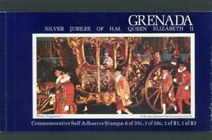Grenada 1974 Scott# 792a Mint Cpl Booklet