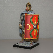 Lead Army Miniature - Roman Legionary 220 AD - Crown Military Soldier # 5164