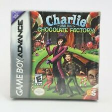 Charlie and the Chocolate Factory Game Boy Advance GBA Brand New Sealed