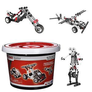 Meccano Junior 150 Piece Bucket Set