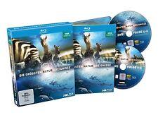 BBC EARTH Die größten Naturereignisse - Blu-ray (Steelbook) 2 Discs NEU & OVP